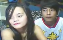 Manila webcam teen with her BF